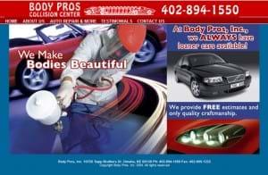 Body Pros Collision Center