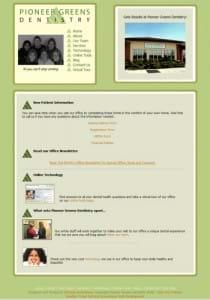 Pioneer Greens Dentistry