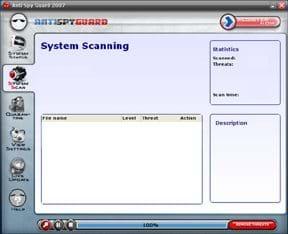 removeantispyguard remove antispyguard spyware