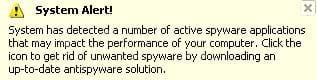 spylocked alert remove spylocked sypware infection