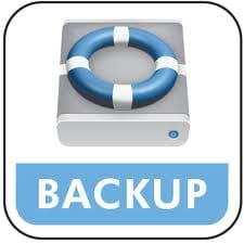 safe and stored backup protects your data